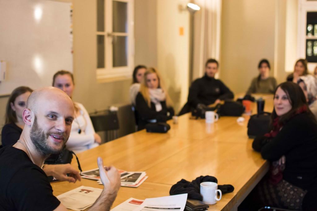 Hands On Workshop in der ComputerStudienWerkstatt (TU Darmstadt)