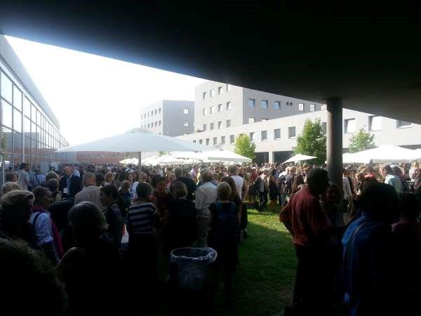 ECER 2014, Foto: Marco Wolf