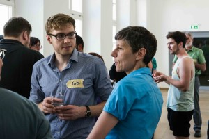 Barcamp Digitale Lehrerbildung, Foto: Marco Wolf
